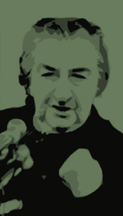 Portrait Golda MEIR