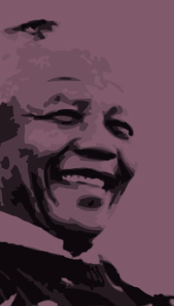 Portrait Nelson Rolihlahla MANDELA